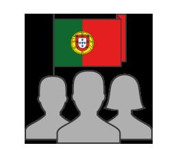 Símbolo Equipa Portugal