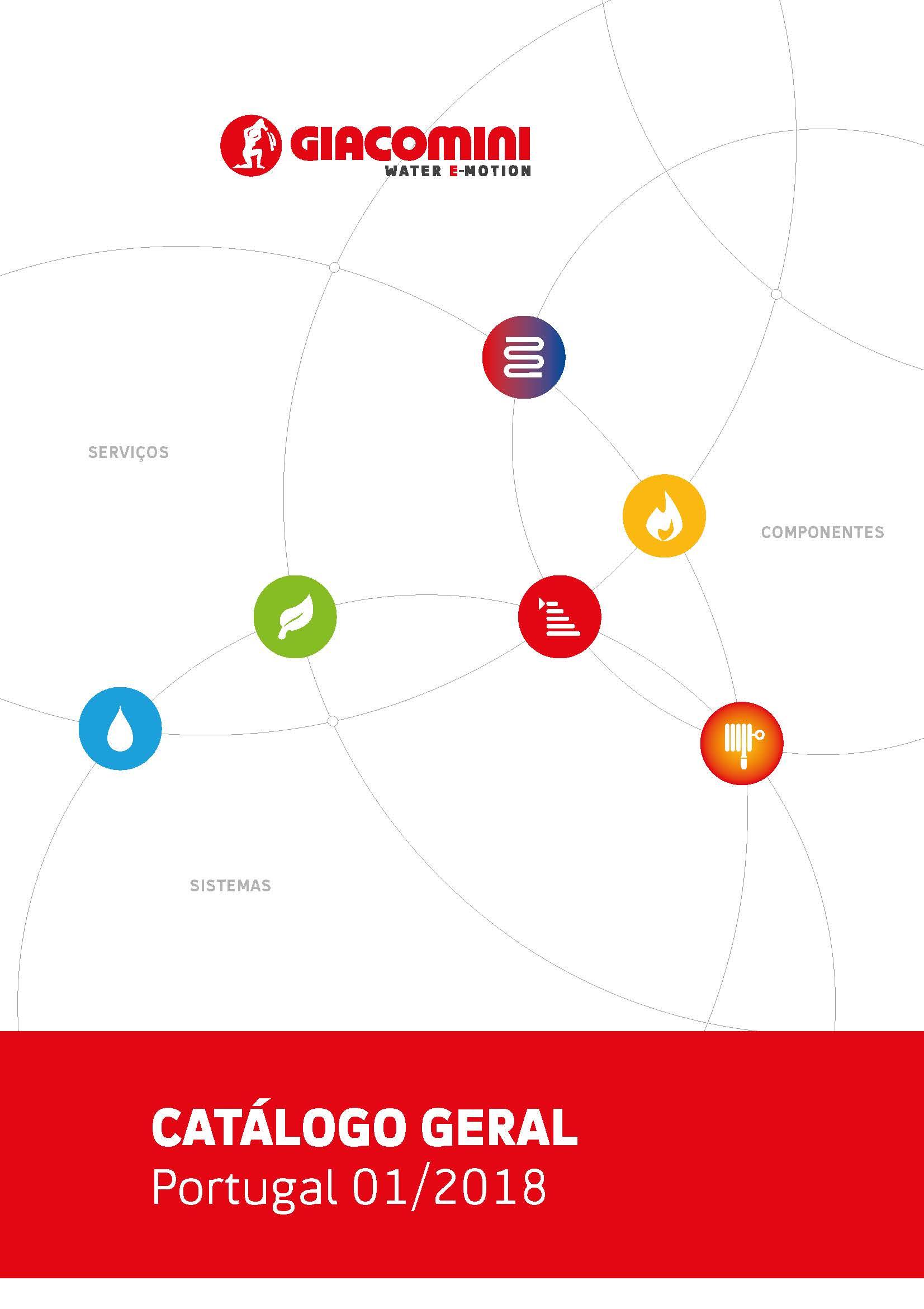 Catálogo Geral Portugal 2015-2016
