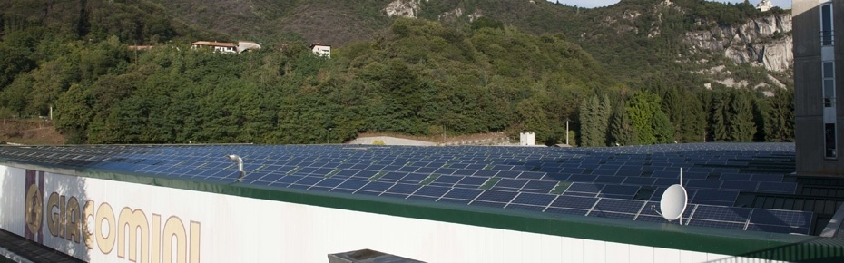 Painéis Solares e Ambiente