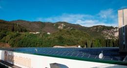 fotovoltaico ambiente Giacomini