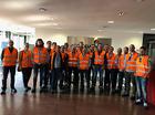 Profissionais visitam sede do Grupo Giacomini