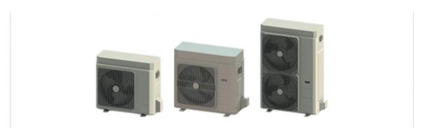Bombas de calor, climatização, conforto