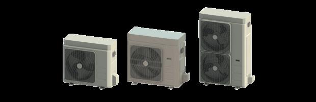 Giacomini fornece novas bombas de calor HPM-1