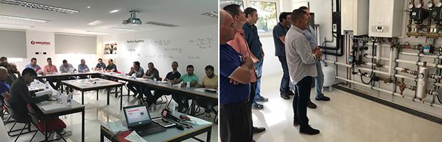 Centro de formação recebe instaladores em Vila do Conde
