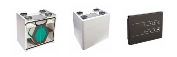 ventilação mecânica centralizada giacomini
