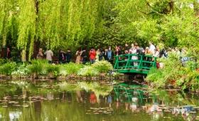 Fundação Claude Monet França Lago