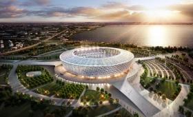 Estádio Olímpico de Baku Azerbeijão