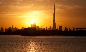 Burj Khalifa Emirados Árabes Unidos