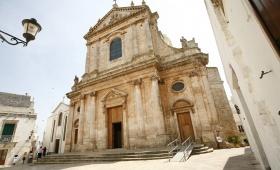 Paróquia San Giorgio Sicília Fachada