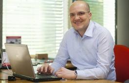 Federico Casoni - Gestor Comercial Europa Oriental, África e Médio Oriente
