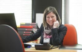 Monica Ravetta - Gestora de Administração de Vendas