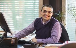 Stefano Bossi - Coordenador Mercados Internacionais