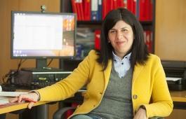 Simona Maioni - Responsável Ambiente Qualidade Segurança no Trabalho