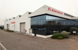 Fábrica Estampagem Produtos Semiacabados - Itália